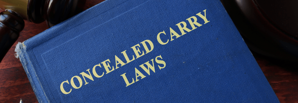 3 Things to Know About the Concealed Carry Reciprocity Act