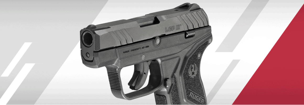 The Complete Ruger LCP II Handgun Review