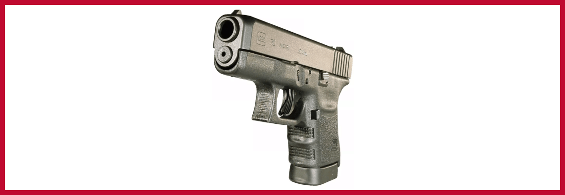 The Glock 30 Concealed Carry Handgun Review
