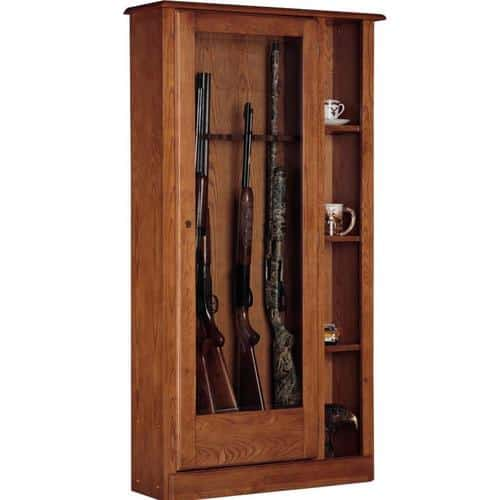 American Furniture Classic Gun Cabinet 75 10