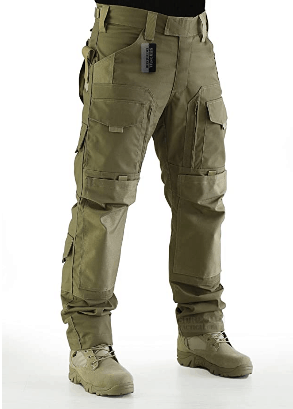 Zapt Tactical Molle Ripstop Trousers