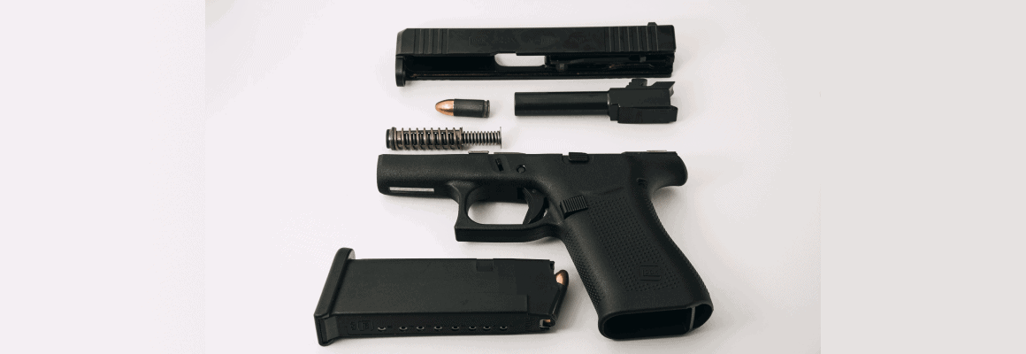 A Primer on the 5 Parts of a Gun