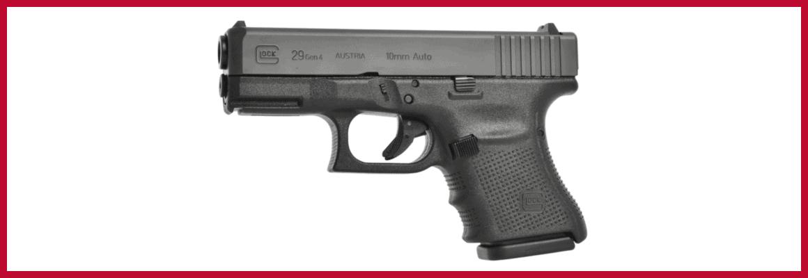 Lessons We Learned Reviewing the Glock 29