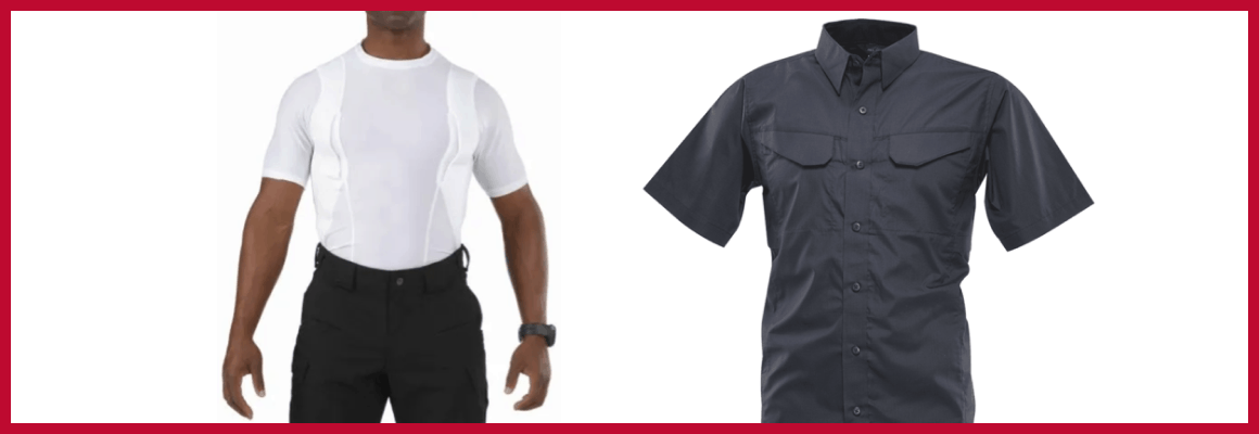 The Best Guide to Picking a Concealed Carry Shirt