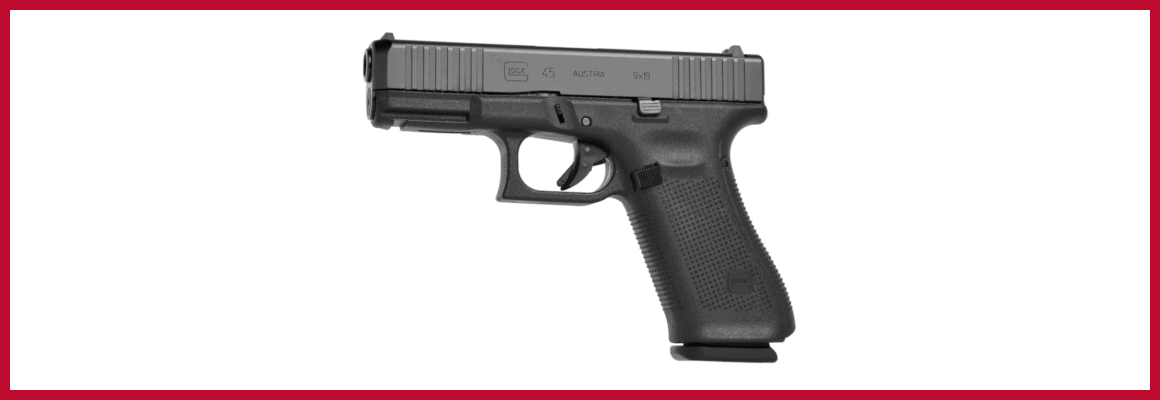 The Glock 45 Handgun Review