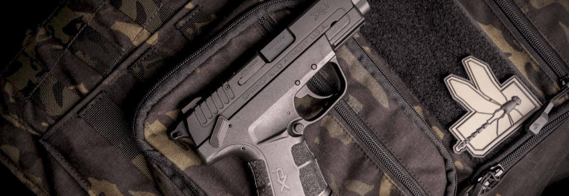 The Springfield Armory XDE Concealed Carry Handgun Review