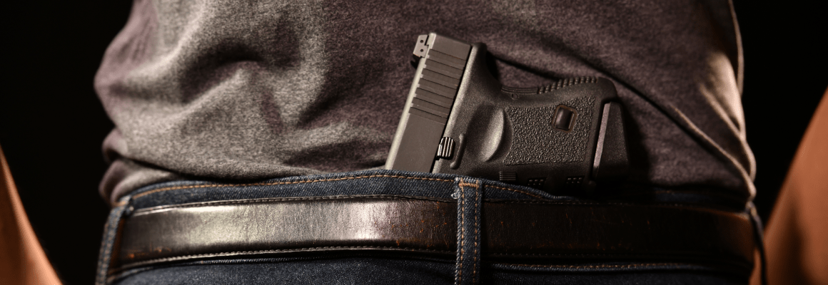 The Ultimate Guide to Concealed Carry - 5 Top Things to Know